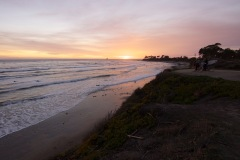 I spent alot of time in Santa Barbara throughout this El Nino winter. It served as the perfect hub to access great surf.